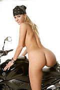 Zuzana Lonely rider istripper model