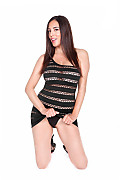 Jelena Jensen Intertwined Desires istripper model
