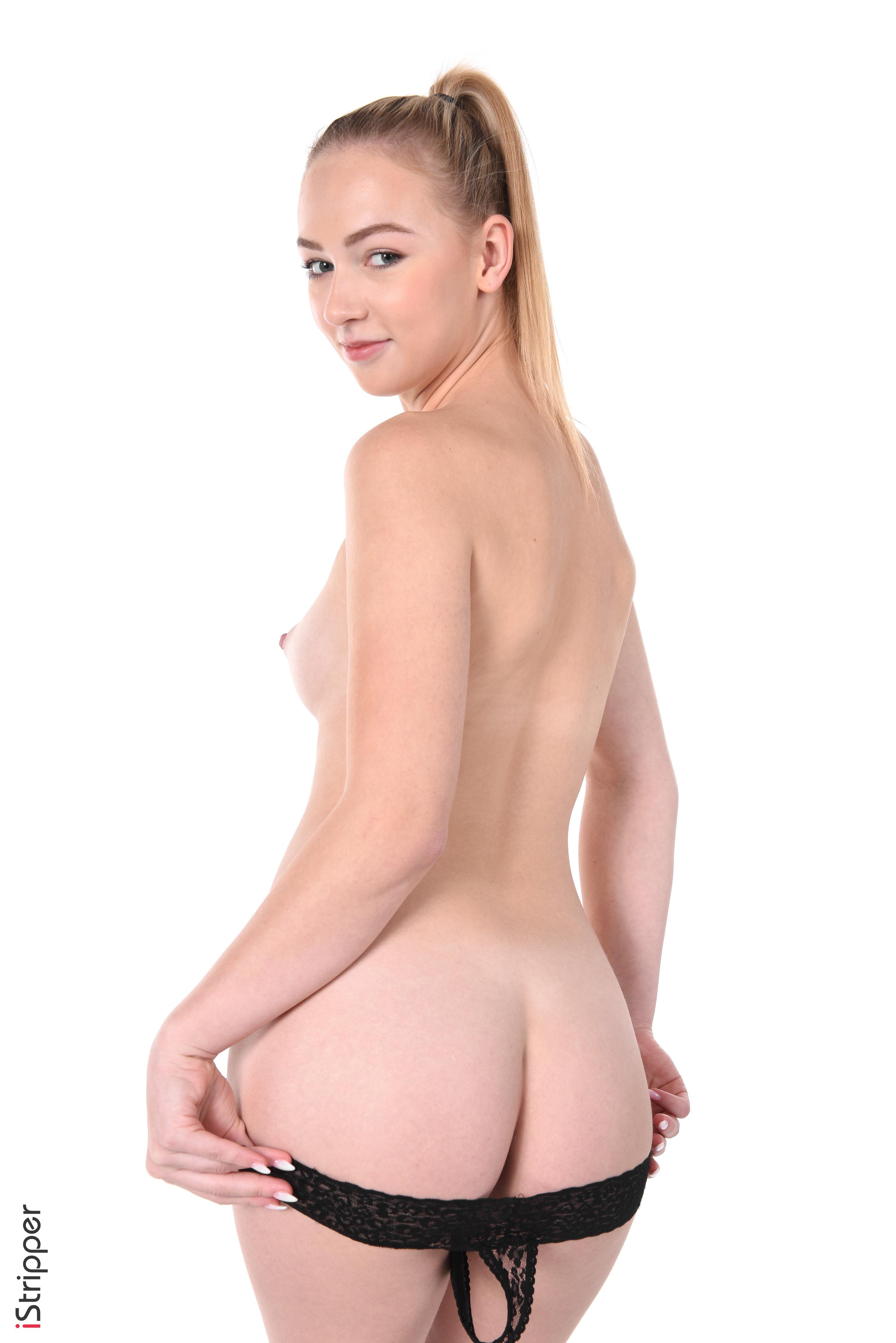 sexy striptease shear bra