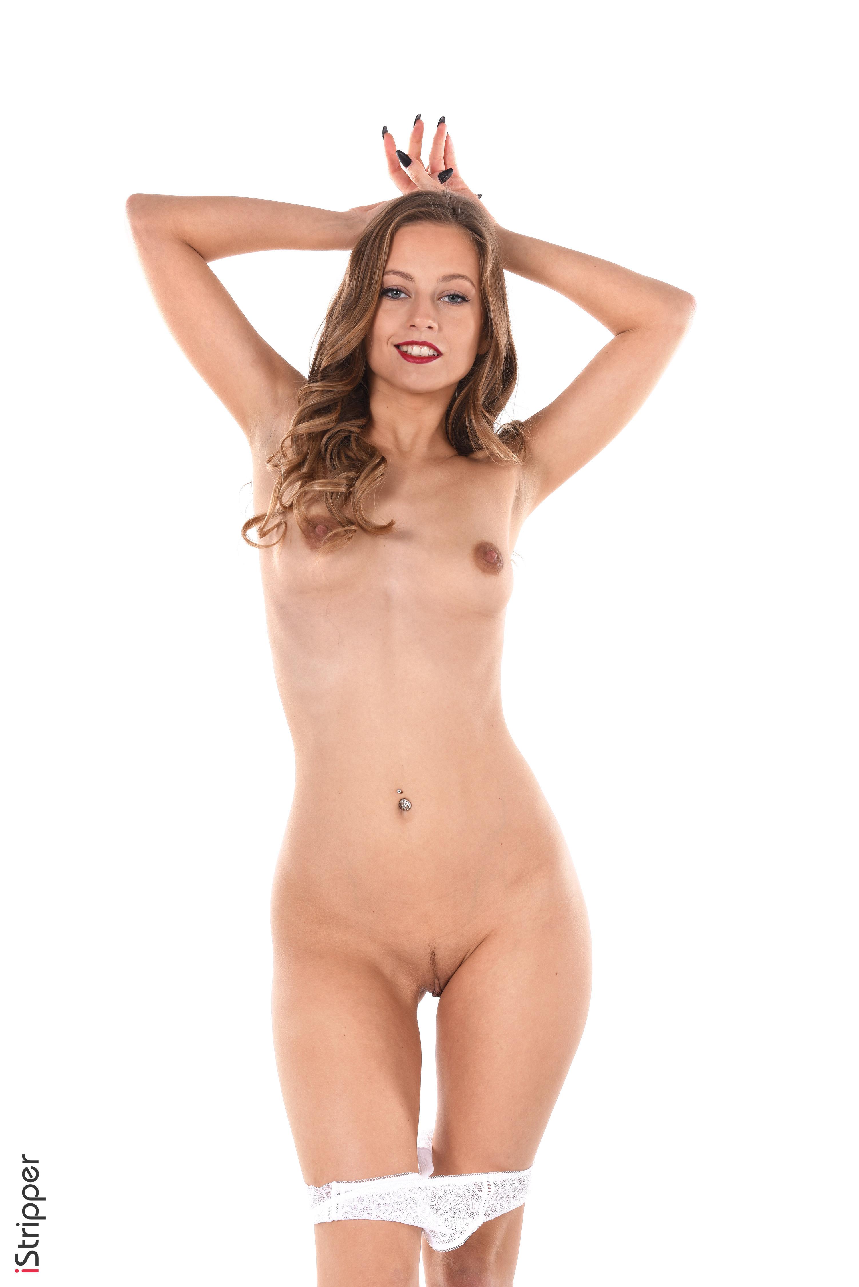 brad bison sexy striptease
