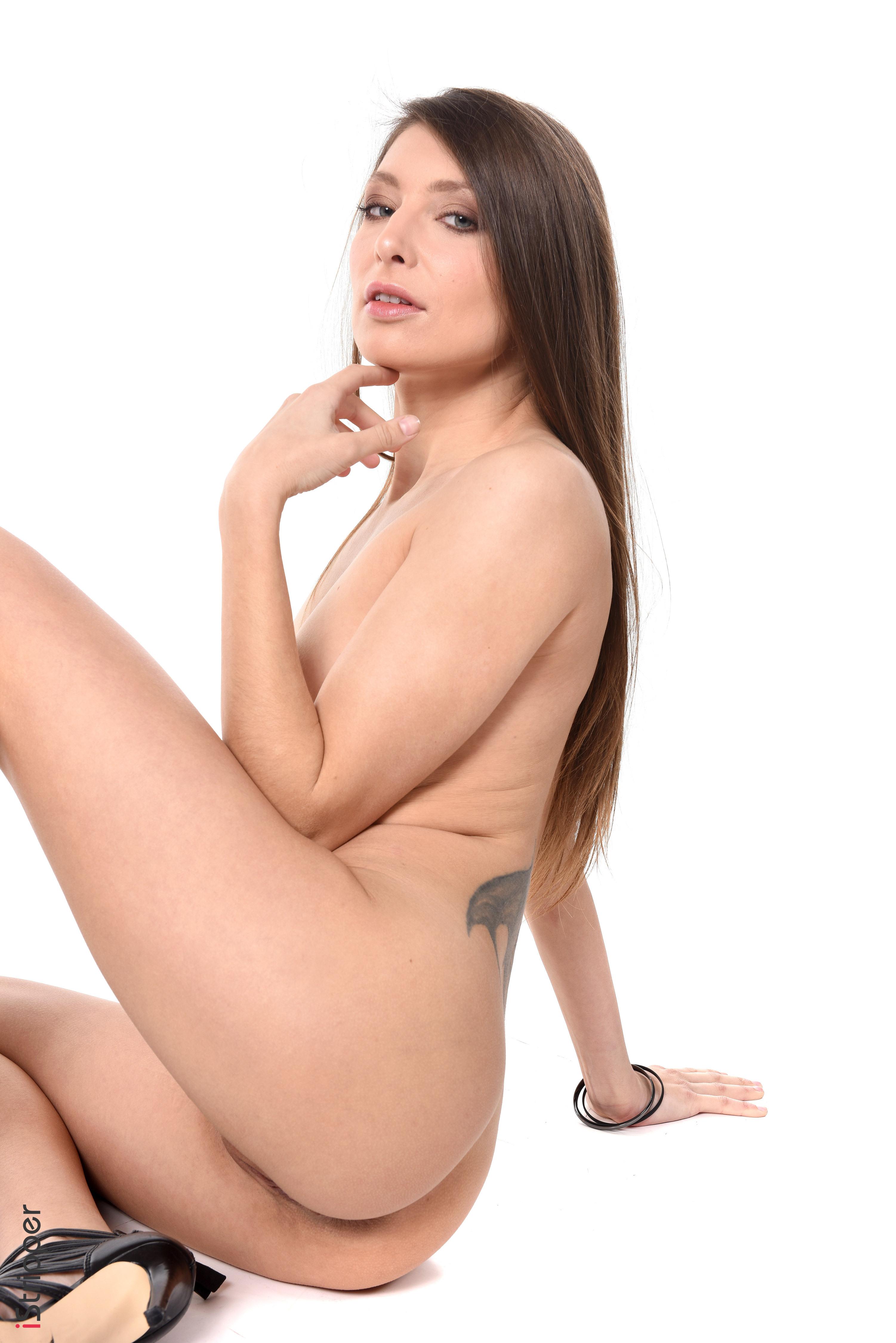 naked breast wallpaper